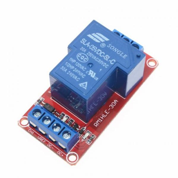реле 30а 1 канал для arduino