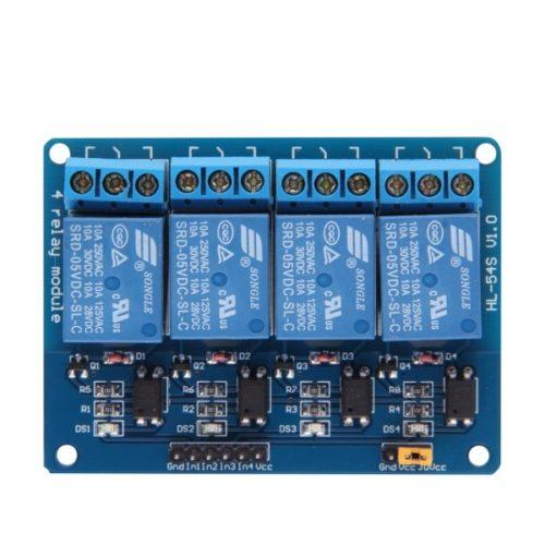 реле для Arduino 4 канала