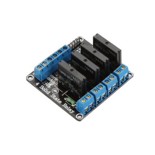 Твердотельное реле 5v arduino